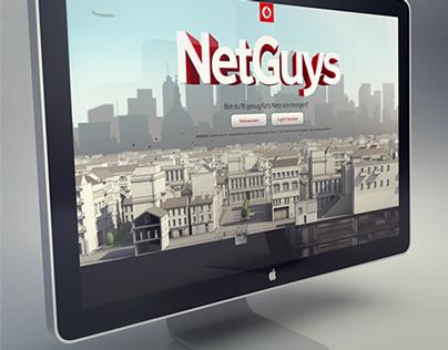 Vodafone Netguys (2011)