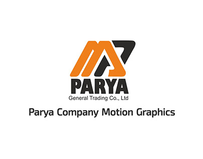 Parya Company Motion Graphics