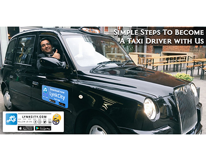 How To Become A Taxi Driver with LynkCity