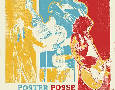Poster Posse - See me, Hear me...