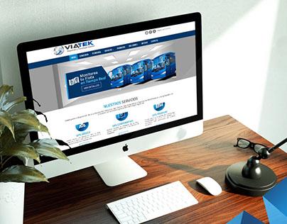 Web Adaptable para Viatek