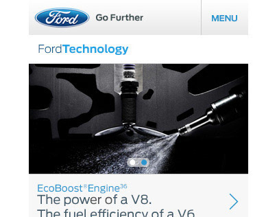 Ford Technology Mobile