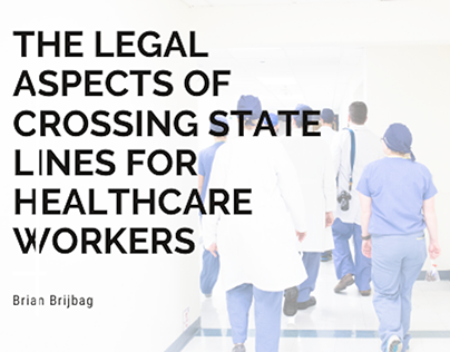 Legal Aspects of Crossing State Lines