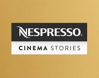 Nespresso Cinema Stories 2016