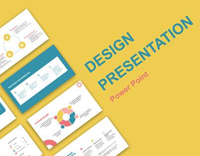 Master thesis. Design presentation
