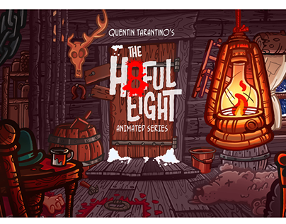 The Hateful Eight Animated Series