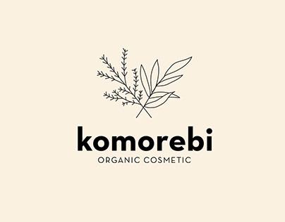Komorebi Organic Cosmetics | Branding