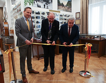Opening of the Chamber of Tradition
