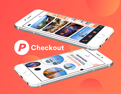 Hotel Express Checkout UI | Handy Phone