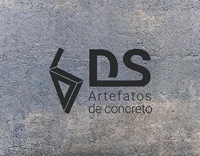 Identidade Visual   DS Artefatos de Concreto