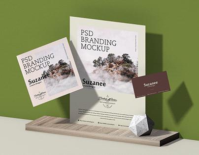 Branding Mockup Vol.2