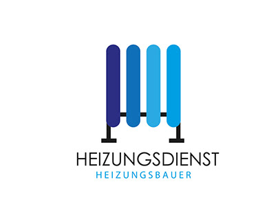 Heater Business Modern Logo