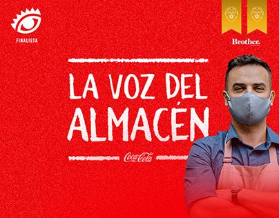 La Voz del Almacén / Ojo de Iberoamérica 2020