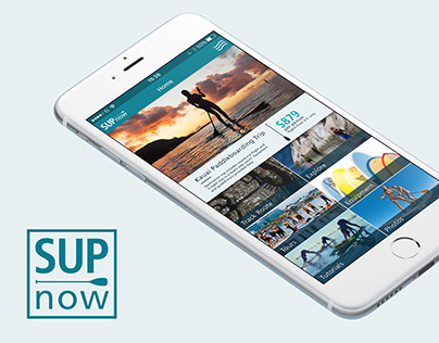 Stand Up Paddleboarding App