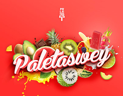 Paletas Wey Rebranding