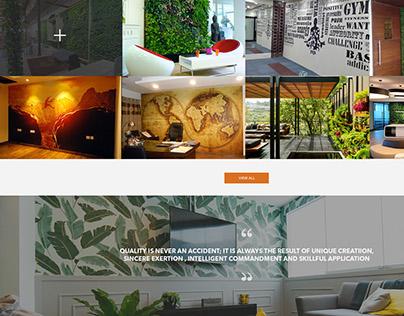 Fixent Tech - Website design
