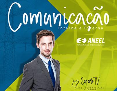 Projeto Executivo Comunicação Visual ANEL