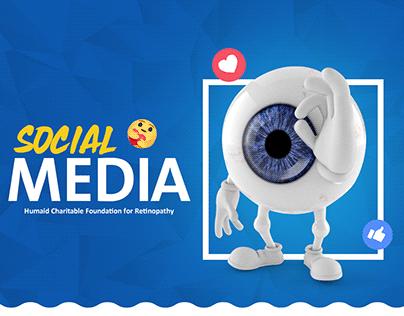 Social Media - Humain Charity