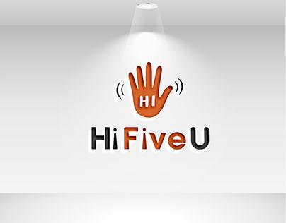 Hi 5 U Logo