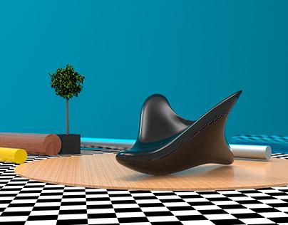 Furniture/ armchair