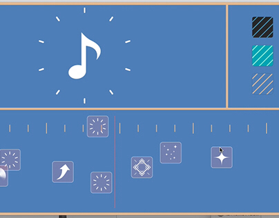 Instrument Set with Timeline