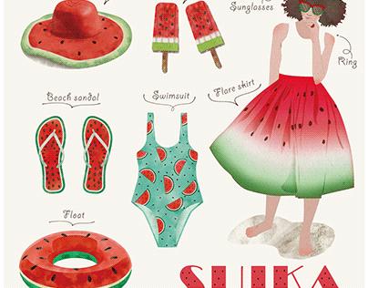 SUIKA watermelon