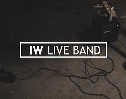 IW LIVE BAND - WOJNA