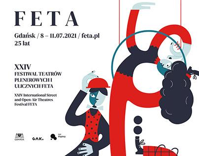 FETA - Street and Open-Air Theatres Festival