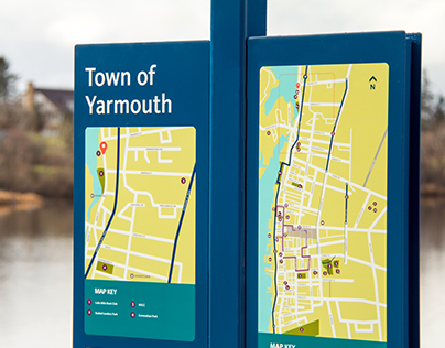 Town of Yarmouth Wayfinding