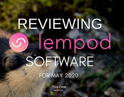 Lempod Review (May 2020)