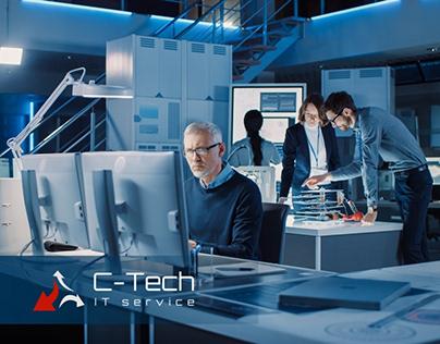 C-Tech. Web site.