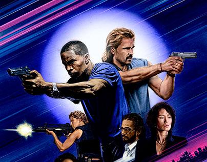 MIAMI VICE alternative movie poster