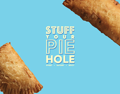 Stuff Your Piehole Food Truck Concept