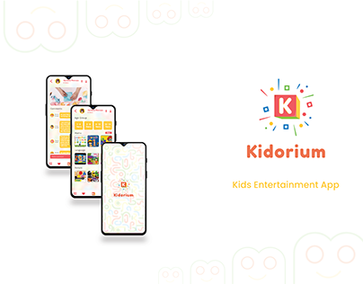 Kidorium- Kids Entertainment App