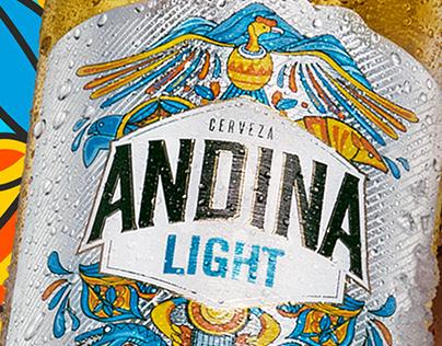 Andina Light tómala suave y explóralo todo