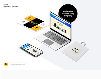 Eaglework-Ecommerce store design from scratch