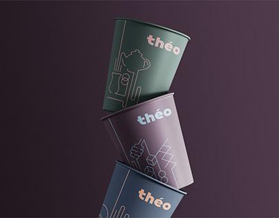 Theo Brand Identity
