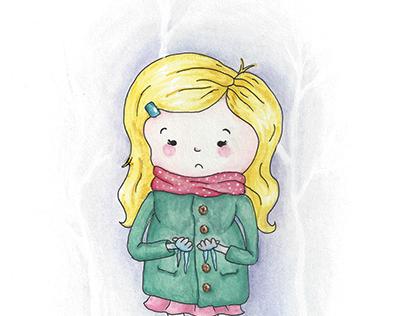 Always Cold Illustration
