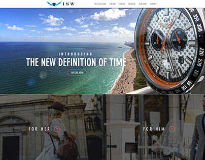 Website created for ISW Watch