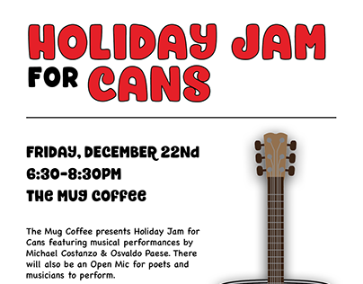 Holiday Jam for Cans
