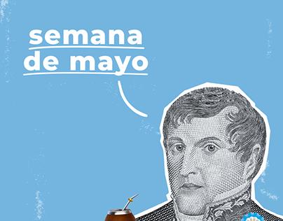La Anónima - Semana de Mayo