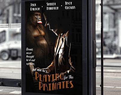 Film poster mockup