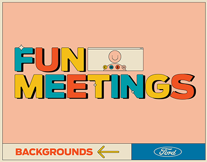 Ford | Fun Meetings Backgrounds