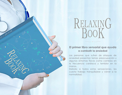 RELAXING BOOK/TAFIL