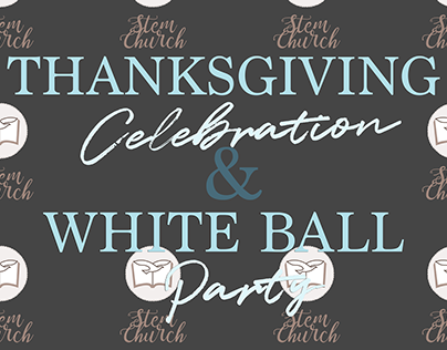 STEM Thanksgiving & White Ball Party