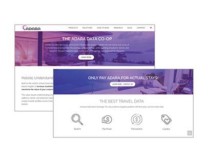 ADARA.com Wordpress Development