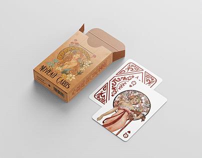 Noveau Cards