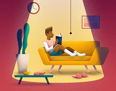 Illustration Airbnb