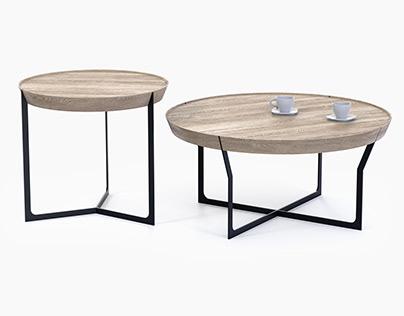Coffee table EMPIRE