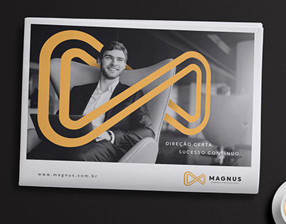Magnus Business & Executive Coach - Brand